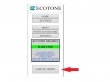 Ecotone GPS-GSM account fee