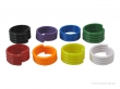 Ecotone plain colour rings (bands) YELLOW 11FB