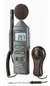 - Miernik ST-8820 (temp+ wilg+ dźwięk+ światło)