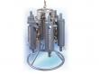 Hydrobios SlimLine 6 Array (1 l)