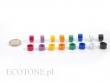 plain colour rings (bands) ORANGE 5FB