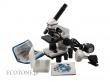 Ecotone Mikroskop Szkolny EV-45 z kamerą USB