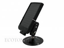 - Solar charger for SGN-type Trail Camera