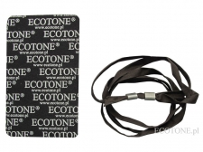 Ecotone Telemetry logger mounting set - teflon 6.5mm