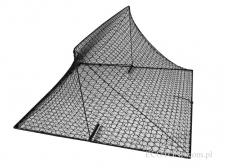 - Pułapka Zatrzaskowa 82x92 cm